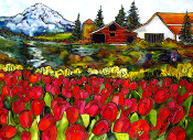 Tulips Sway Giclee (4 Sizes available)
