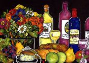 Feast for the Senses Giclee (4 Sizes available)