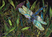 Dragonfly Giclee (3 Sizes available)