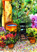 Garden Spot Giclee (4 Sizes available)