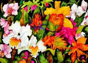Tropical Exuberance Giclee (4 Sizes available)