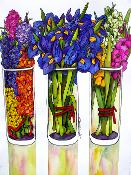 Linda's Blooms Giclee (3 Sizes available)