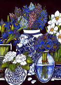 Blues for Spring Giclee (4 Sizes available)