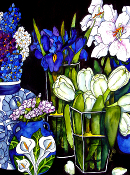Spring Blue Giclee (4 Sizes available)