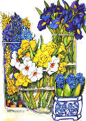 Swedish Spring Giclee (4 Sizes available)