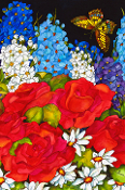 Beau Jardin Giclee (4 Sizes available)