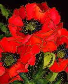 Red Poppies Giclees (3 Sizes available)