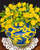 Fish Vase  Giclee (4 Sizes available)