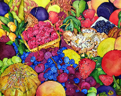 Market Day Giclees (4 Sizes available)