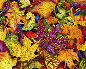 Autumn Leaves Giclee (4 Sizes available)