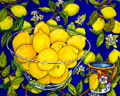 Lemons, Lemons, Lemons Cutting Board (2 Sizes)