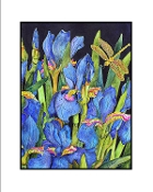 Blue Iris Giclee (3 Sizes available)
